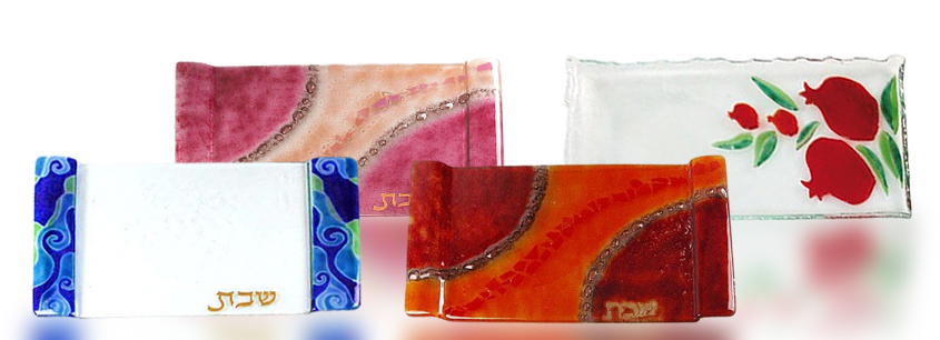 Fire Glass Studio Serving Trays